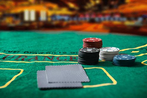 Punto Banco kasinopeli