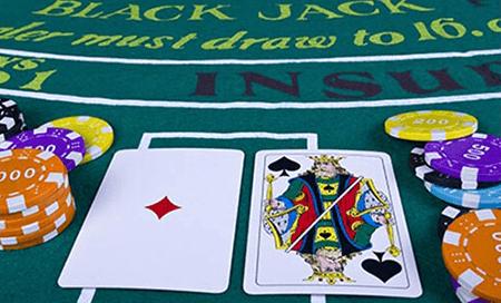 Blackjack  säännöt