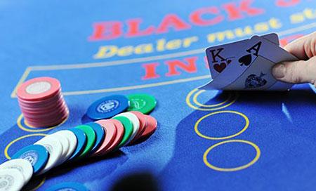 Blackjack pelivinkit
