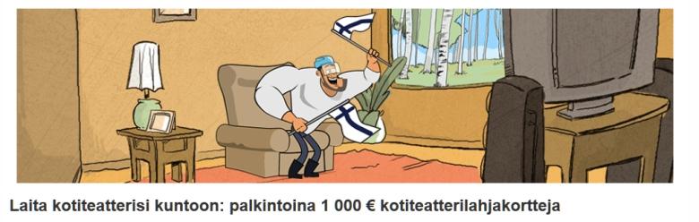 Finlandia_Casino_kotiteatterilahjakortti