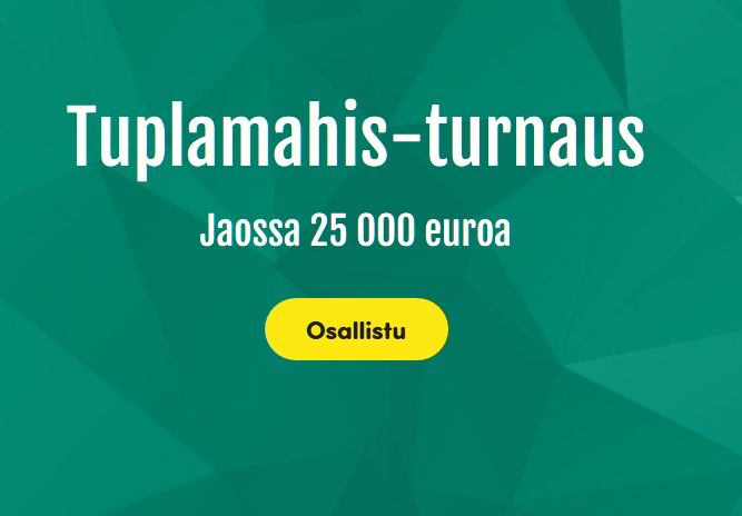 Casinohuone_tuplamahis_25000_euron_potti