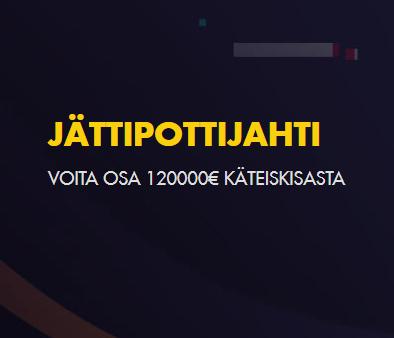 Bethard - 120 000 euron käteiskisa