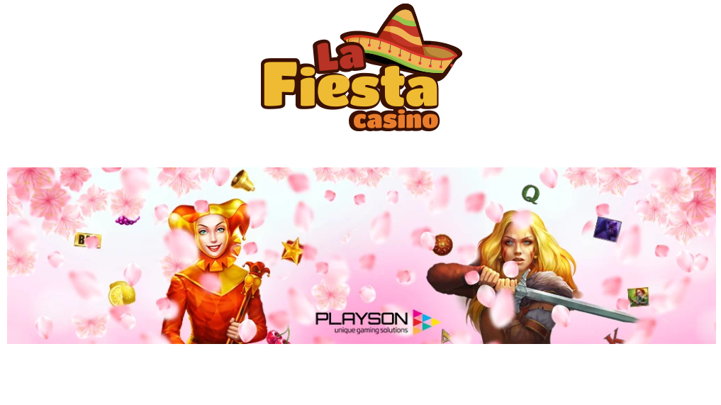 La Fiesta Casinon kevätkampanja
