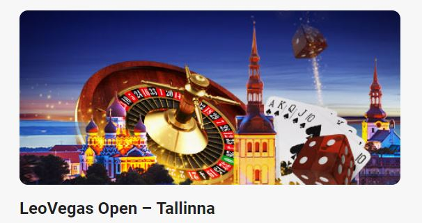 LeoVegas ja Tallinnan reissu