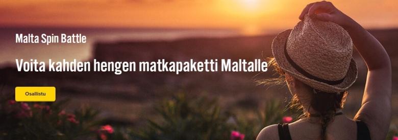 iGame -Voita matka Maltalle