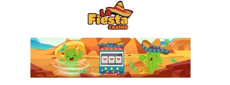 La Fiesta Casino - Daily Double