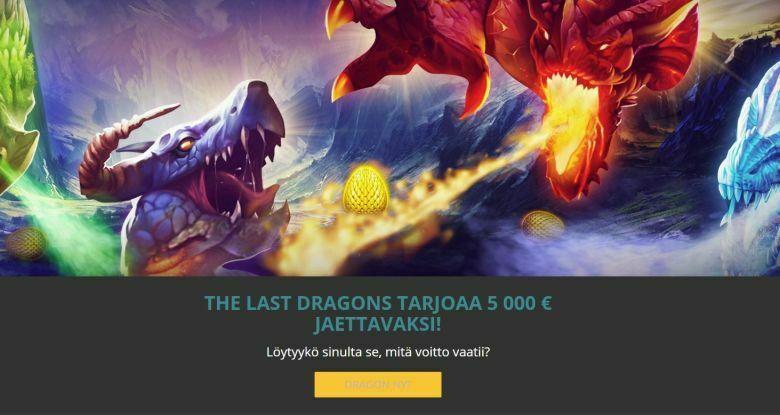 Luckland - 5000 euron potti