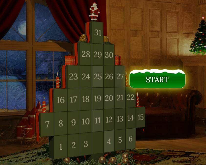 Spintropoliksen joulukalenteri