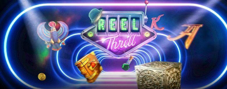 Mr Green - Reel Thrill
