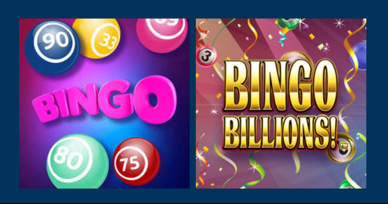 E-bingo nettikasinoilla