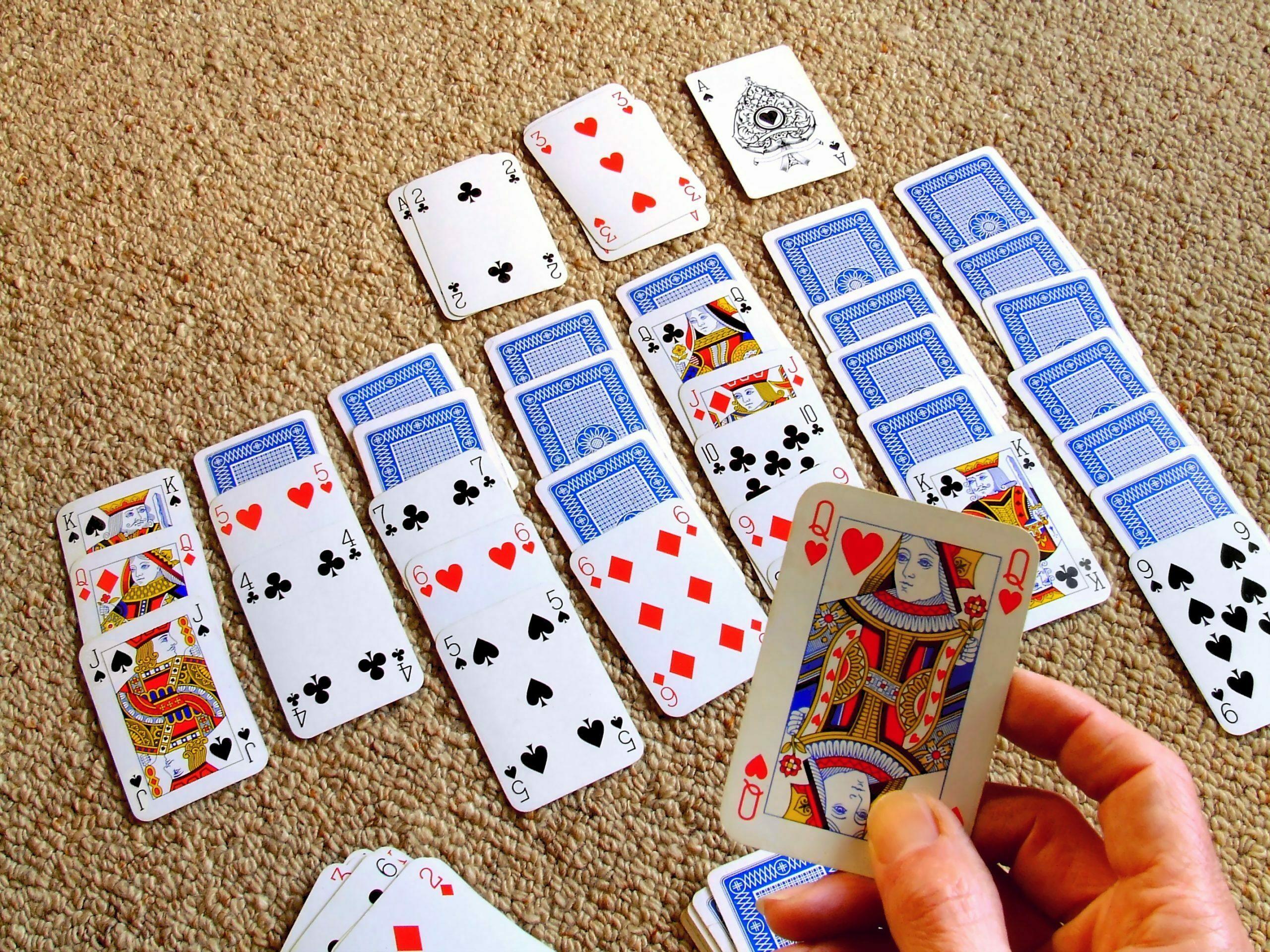 Pasianssi korttipeli